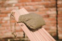 EcoChair Drevené kreslo Jelša prírodné drevo