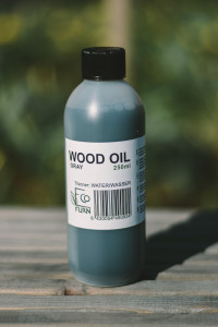 Doplnky Olej EcoOlly šedý