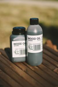 Doplnky Olej EcoOlly hnedý