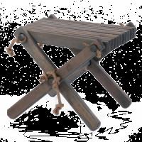 Stolček Borovica šedá