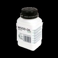 Olej na drevo biely